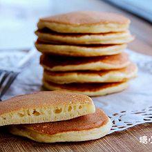 sour cream pancake【酸奶油松饼】
