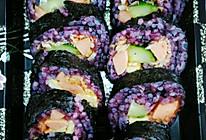 色香味俱全的  寿司的做法