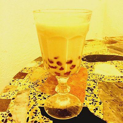 珍珠奶茶(女人滋补品)