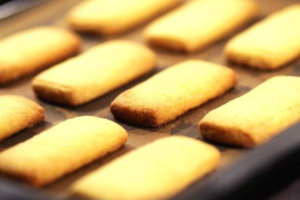 油酥饼干--四种原料创造无比酥松&长帝3.5版电烤箱特约食谱的做法
