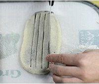 豆沙卷面包的做法图解4