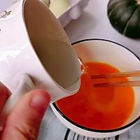 #栗香好粉糯 营养有食力#粉糯嫩滑板栗南瓜蒸蛋的做法图解6