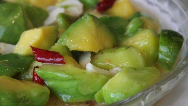小瓜焖洋芋的做法
