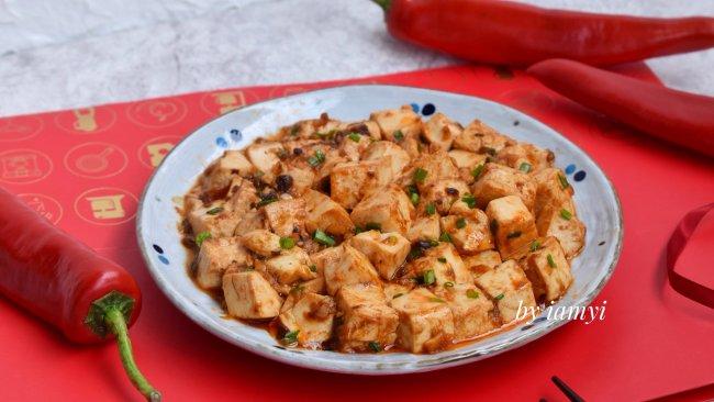 #钟于经典传统味# 辣酱豆腐的做法