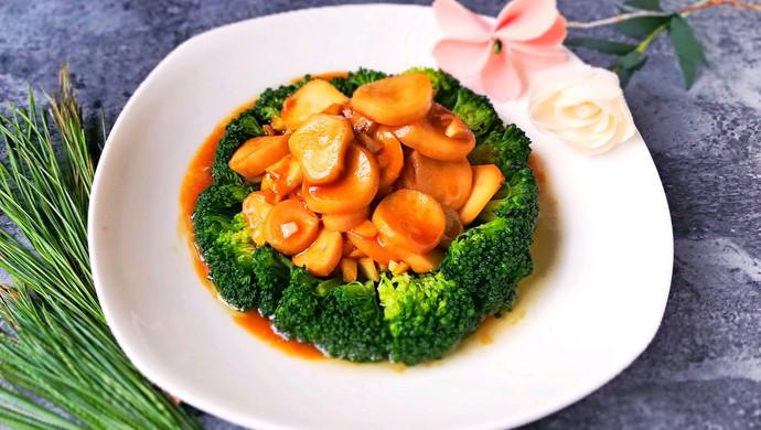 懒人快手下饭菜-蚝汁儿杏鲍菇#厨此之外,锦享美味#
