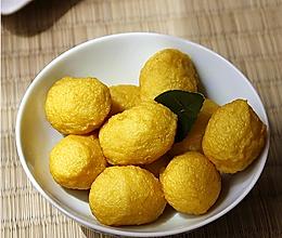 潘记咖喱鱼蛋的做法