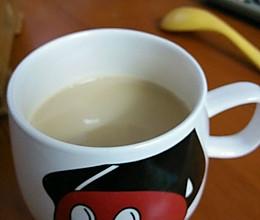 自制奶茶(减肥期间解馋)的做法