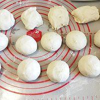 #秋天怎么吃#快手椒盐芝麻烧饼的做法图解10