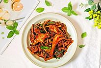#合理膳食 营养健康进家庭#茶树菇焖鸡的做法