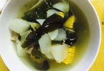 排骨冬瓜玉米海带汤【电压力锅版】的做法