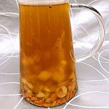 桂花雪梨果茶