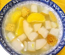 梨汤(生津、润燥、化痰、解酒)的做法