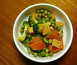 番茄汁豌豆的做法