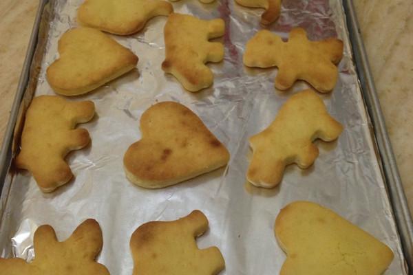 动物饼干的做法_【图解】动物饼干怎么做如何做好吃