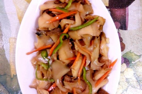 凉拌海螺片的做法 凉拌海螺片怎么做如何做好吃 凉拌海螺片家常做法