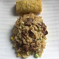 #咖喱萌太奇#小熊咖喱牛肉蛋包饭的做法图解9
