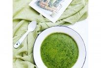 菠菜忌廉汤的做法