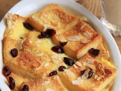 黄金面包布丁的做法