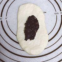 黑米糯米花朵餐包的做法图解9