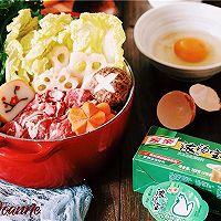 日式牛肉火锅#浓汤宝火锅英雄争霸赛#