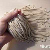 自制手擀面版川味名吃【担担面】开胃重口味拌面的做法图解14