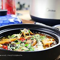 藿香泡椒炖牛尾(炖)#胆·敢不同,美的原生态AH煲#