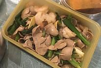 虾仁炒腰片的做法