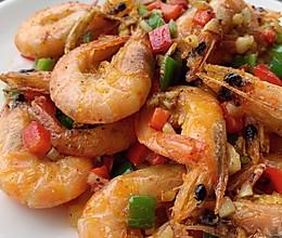 椒盐香酥虾的做法