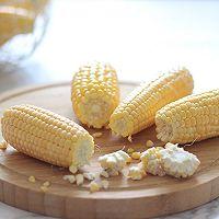 奶香玉米棒的做法圖解2
