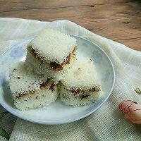 桂花红糖米糕