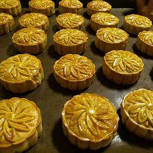 红薯,绿豆沙,南瓜,紫薯月饼