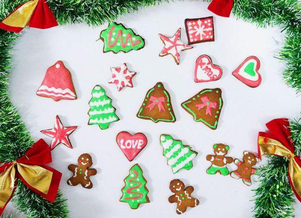 「迟の味」圣诞特辑 | 糖霜姜饼
