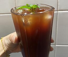 不用手都能做的夏日特饮西瓜冷萃咖啡的做法