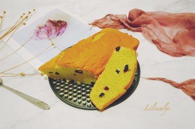 蔓越莓杂粮蛋糕