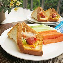 開放式三明治#百吉福食尚達人#
