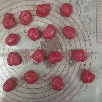 火龙果藜麦蔓越莓冰皮月饼的做法图解19
