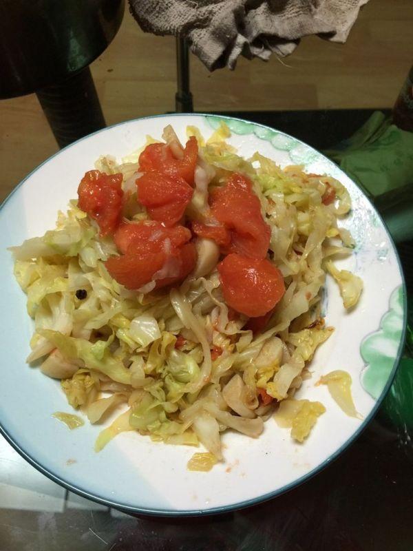 天津年夜饭之花红柳绿的做法