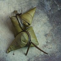 拔丝粽子的做法图解1