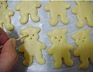小熊杏仁饼干的做法图解9