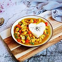 #晒出你的团圆大餐# 咖喱鸡丁土豆饭的做法图解18