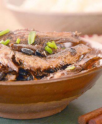 围山公社浏阳菜:豆豉香辣火焙鱼