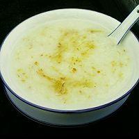 桂花莲子粥