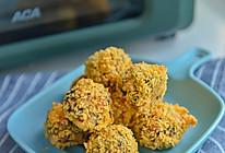 火腿海苔奶酪丸子的做法