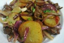 干锅土豆鸡胗的做法