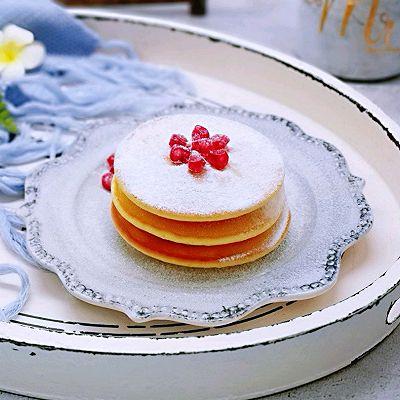 酸奶松饼~平底锅版