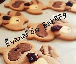 小浣熊黄油饼干【萌物】的做法
