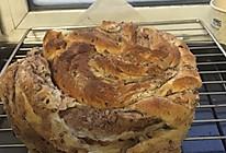好吃柔软的豆沙手撕面包(只用烤箱)的做法