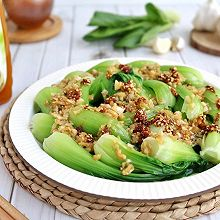 #太太乐鲜鸡汁玩转健康快手菜#鸡汁油菜
