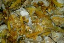 鲜香花蛤甲粉丝的做法