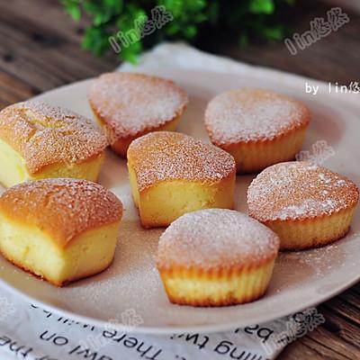 满满的爱之海绵蛋糕